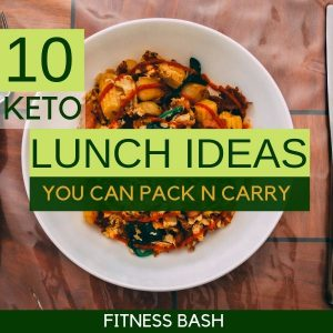 10 Keto Lunches for Work: Low Carb and Simple