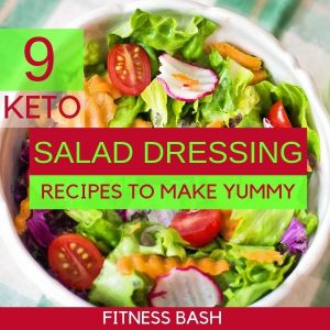 9 Keto Salad Dressing Recipes so Delicious