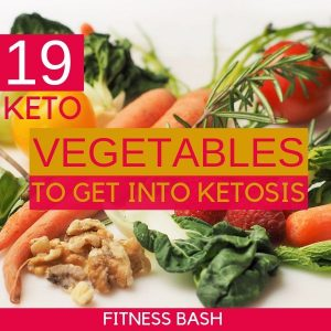 Keto Veggies List: 19 Low Carb Keto Vegetables List