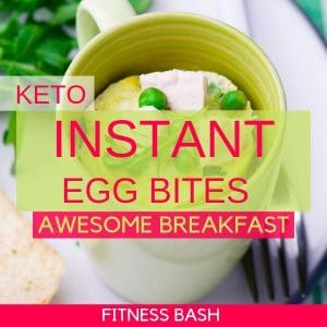 Instant Egg Bites for a Happy Breakfast