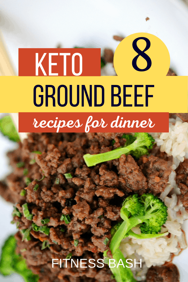 keto ground beef
