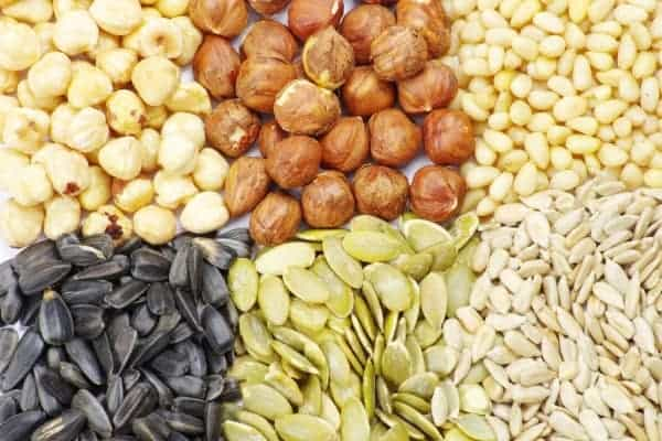 nuts and seeds for weight loss