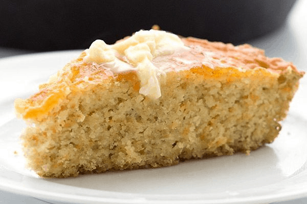 CHEESY KETO SKILLET BREAD RECIPE