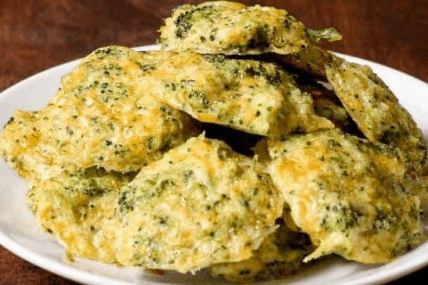 BROCCOLI CHEESE NUGGETS