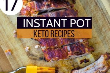 instant pot keto recipes