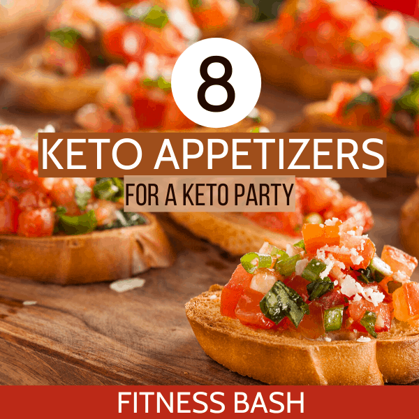 keto appetizers list