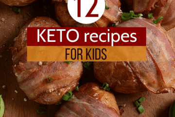 keto kids recipes