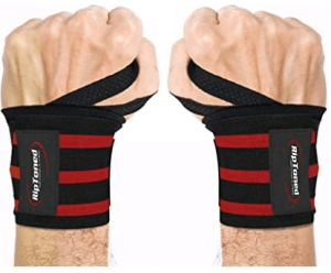 rip toned wrist wraps