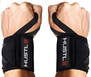hustle wrist wrap