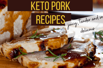 keto pork recipes