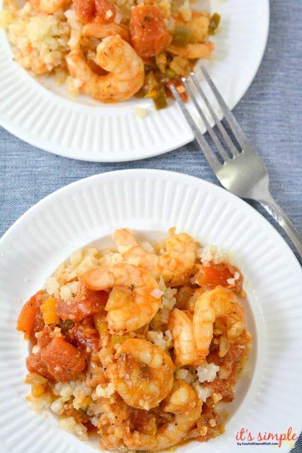 keto-shrimp-creole