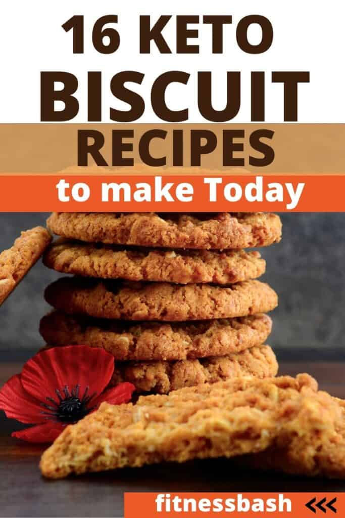 keto biscuits low carb and dairy free