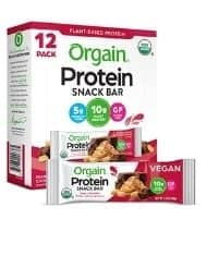 Non-Dairy, Soy-Free, Lactose-Free Protein Snack Bar
