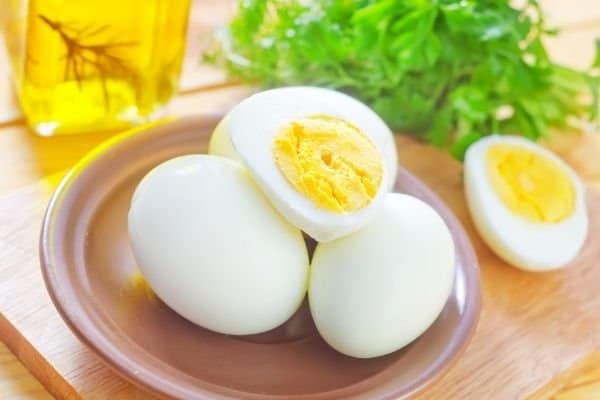 eggs low carb foods